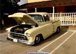 Hot Rod Chevy Trucks -