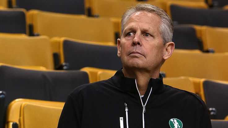 Danny Ainge: Celtics are in better position after avoiding impulse move
