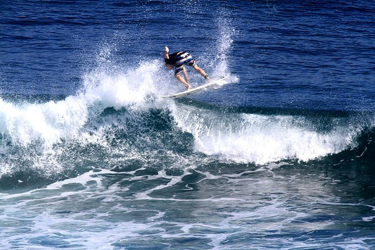 That perfect moment when the timing and the wave is just right for that awesome action