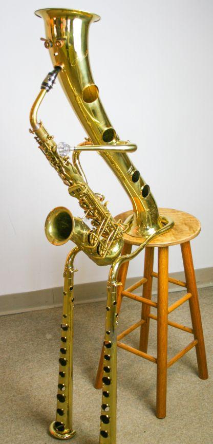 Sax on Sax | J.N. Gleason