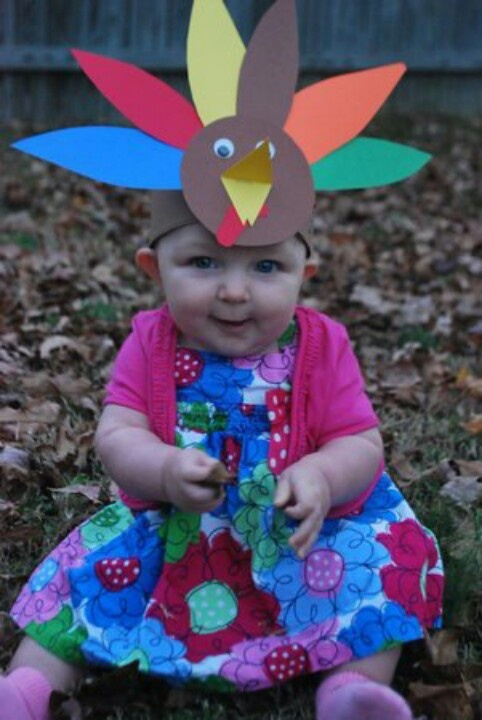 Fun Thanksgiving hats