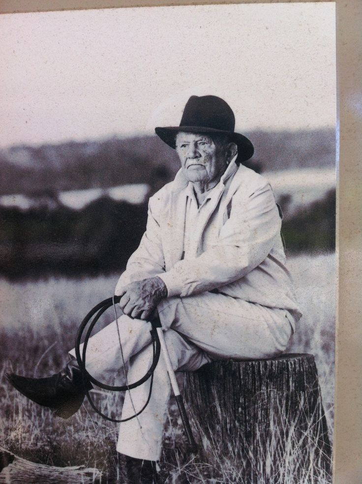 An Australian legend. R.M.Williams.