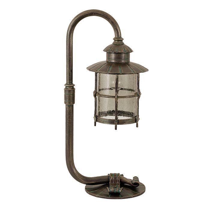 Buy Hornbaek Outdoor Pedestal Lantern By Elstead Lighting: 33 Best Pedestal Lanterns Images On Pinterest