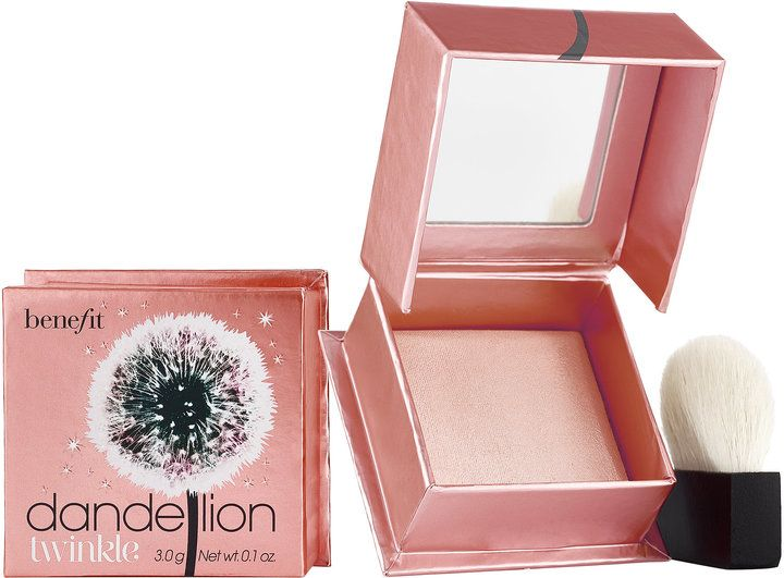 Dandelion Twinkle Highlighter Kosmetika Benefit Podcherkivayushij