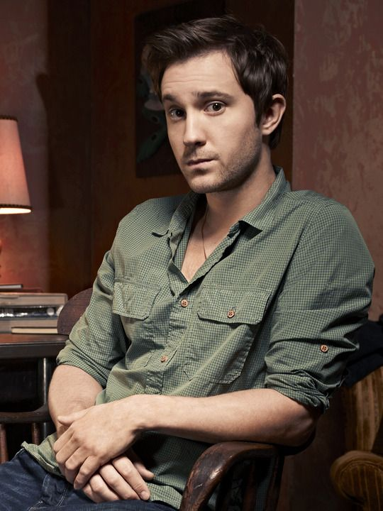 Being Human (TV show)  Sam Huntington as Josh- Those Puppy dog eyes <3
