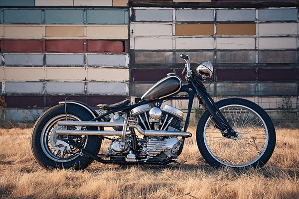 Definitely a sucker for panheads!