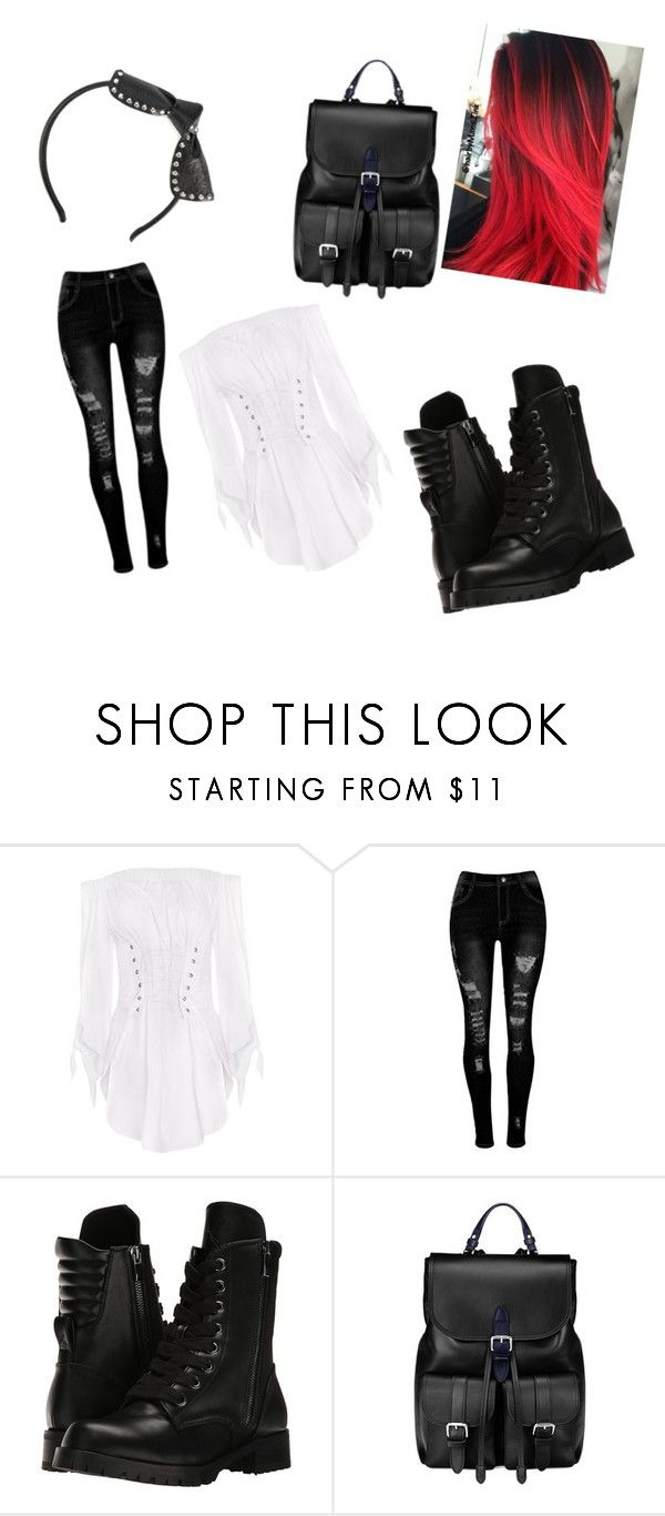 """""""Untitled #50"""" by mckiefcates on Polyvore featuring Capezio, Aspinal of London and RED Valentino"""