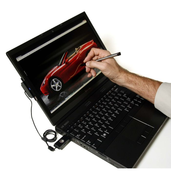 Interactive Presentation Pen for Laptops, Netbooks and Desktop Monitors
