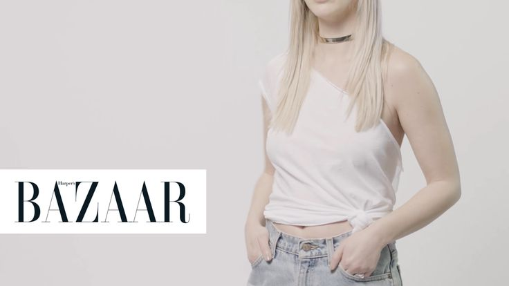 3 Chic Ways to Upgrade a White T-Shirt: Digital Fashion and Features Editor Kerry Pieri upgrades a white shirt like a pro.