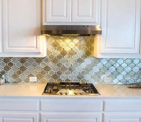 Superb The Hottest Tile Trends For 2016. Mosaic BacksplashGlass ...