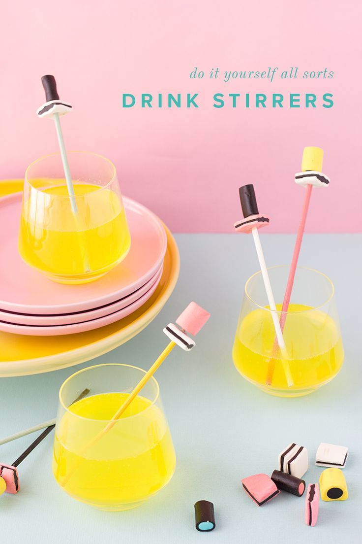 Alert! A 5 Minute DIY! Here's something to add to your list of party tricks..