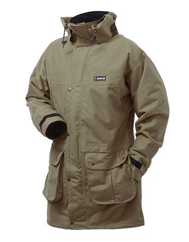 Wapiti Coat - Wet Weather Gear NZ | Wet Weather Clothing & Jackets. www.swazi.co.nz