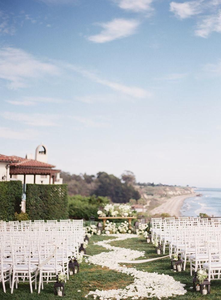Fantastic Spring and Summer Outdoor Wedding Ideas