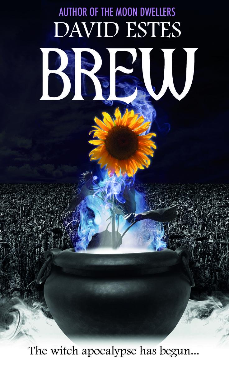 Cover Reveal: Brew (salem's Revenge #1) By David Estes