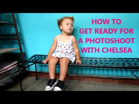BEHIND-THE-SCENES WITH LE BABY MODEL!!! -This Fresh Family Daily Interna...