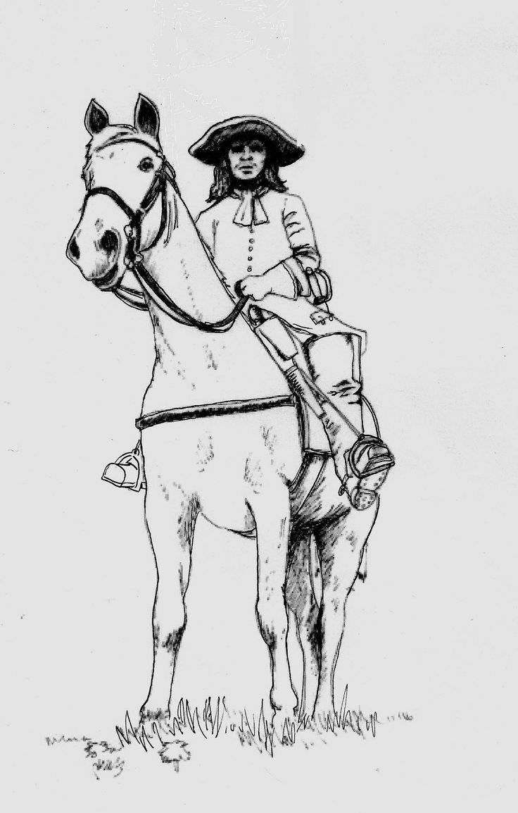 Rebel Trooper Ralph MItchard