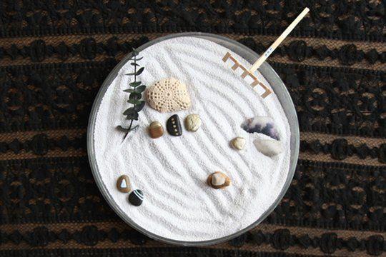 DIY an Indoor Zen Garden — Free People