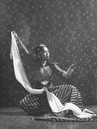 Balinese Dancer Devi Dja