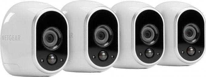 5 Reasons To Use Arlo Wireless Home Security Cameras