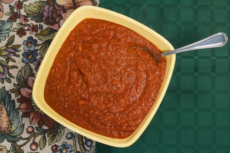 Homemade Prego Spaghetti Sauce - sub out sugar with substitute phase 1