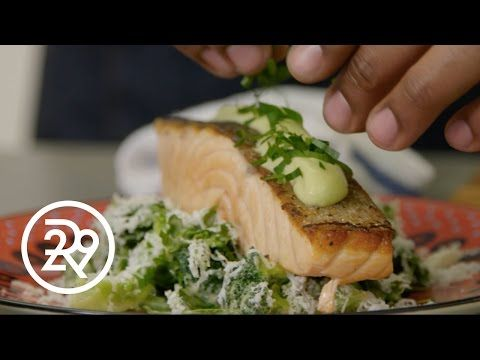 Roblé Ali | Chef at Roblé & Co. - Levo - 5 ingredient salmon filet