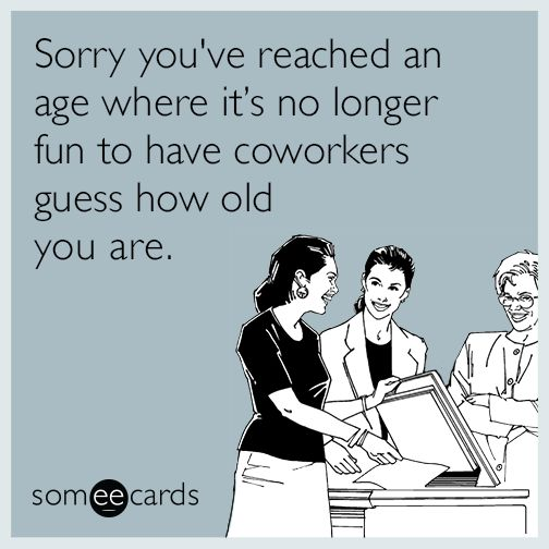 Funny Happy Birthday Quotes Coworker: 26 Best Images About Work On Pinterest