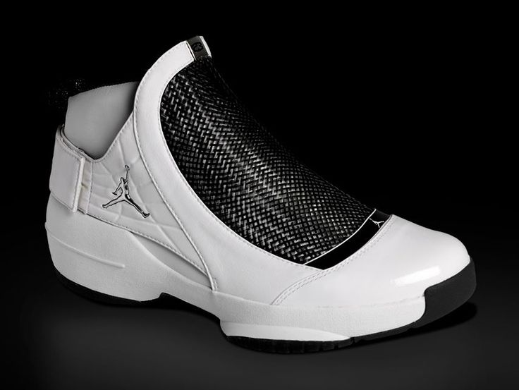 Model: Air Jordan XIX Edition: White / Chrome / Flint Grey / Black What's