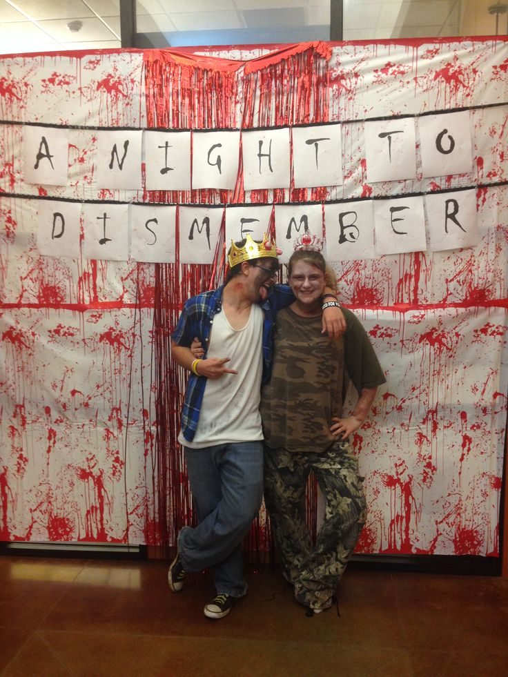 A Night to Dismember! Zombie Prom is a Night to Remember at Rapides Parish Library in Alexandria, LA. Thanks for sharing Karla!