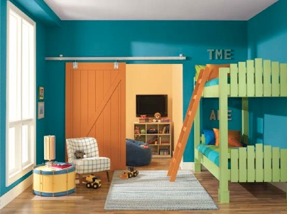 Superieur Baby U0026 Toddler Room Color Inspiration By Sherwin Williams