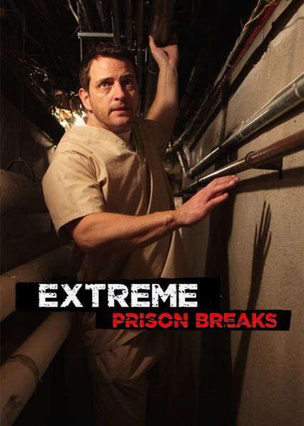 Extreme Prison Breaks - This series reveals the elaborate plans and determination involved in some of the world's most daring prison escapes, as told by inmates and guards.
