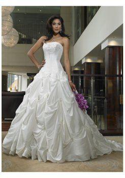 perles et broderies des robes de mariée bustier de décoration