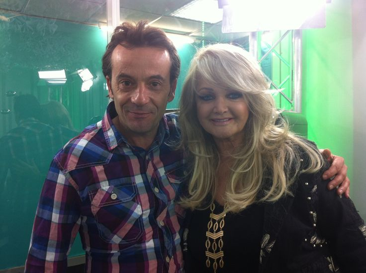 #BonnieTyler #Paris #Promotion #May2013 #Mai2013