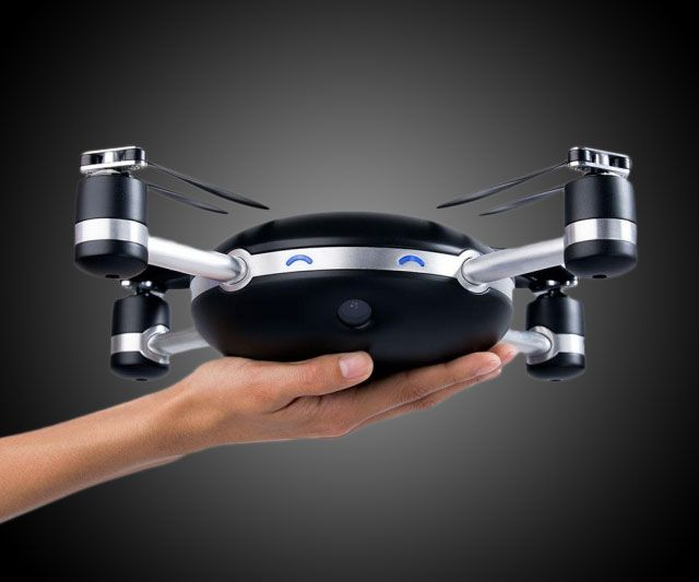 Lily Autonomous Drone Camera | DudeIWantThat.com