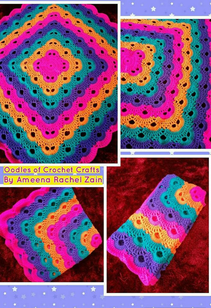 Moroccan inspired in hot pinks, orange, turquoise, and purple
