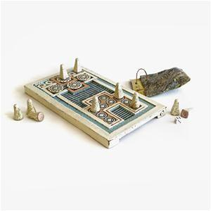 Knossos Ceramic Game Ornament
