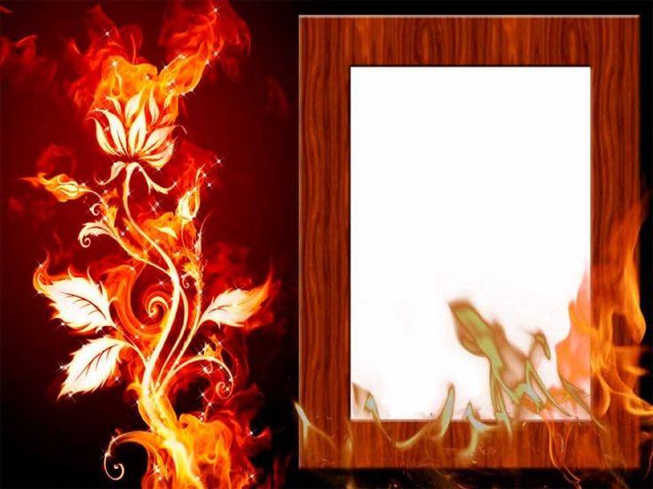 ввс фоторамки с огнем свечой что фото странице