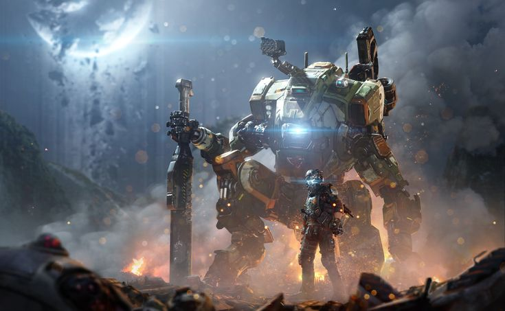 Tu Bui is an artist at Respawn, where he's worked on both Titanfall games.