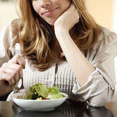 Me aburren las ensaladas: aliños diferentes