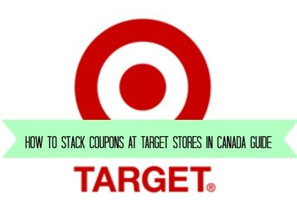 How to Stack Coupons at Target Canada Guide