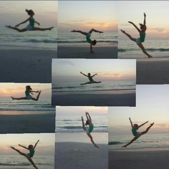 Yaaassss dancing on the beach! Im pretty proud of these pictures aside from one of my arabesques.