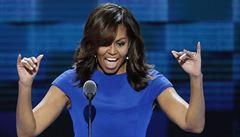 """""""Když se zamyslím nad tím, jakého prezidenta chci pro moje holky a pro všechny děti, ona je tou osobu, kterou chci,"""" prohlásila dále Obamová, kterou by mnozí liberálové rádi viděli kandidovat do Bílého domu. Někteří s neskrývaným cynismem poukazují v této souvislosti na rok 2020, Hillary Clintonové tak přisuzují jen jedno volební období."""