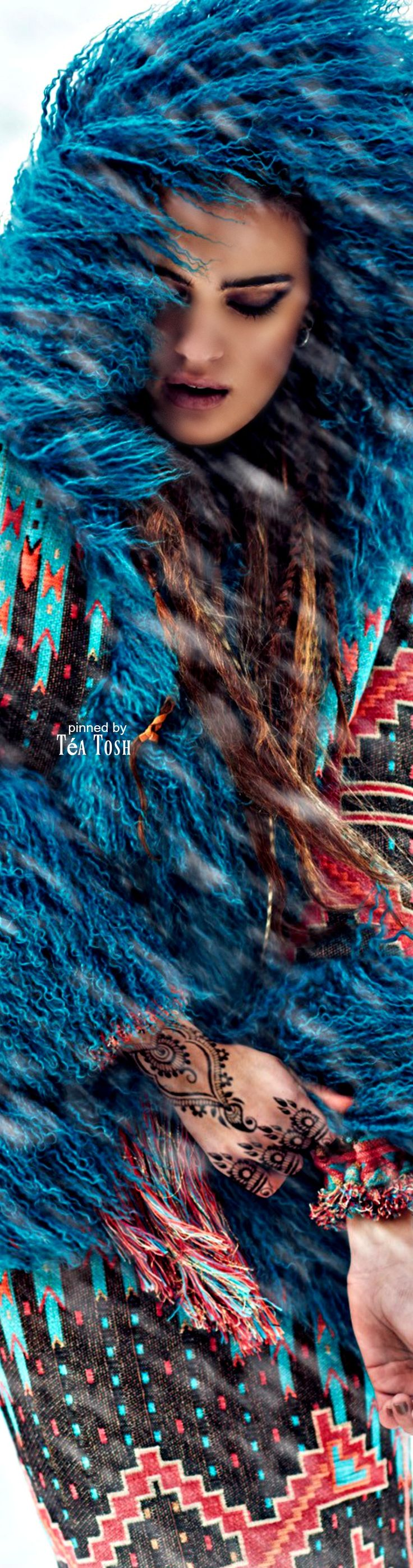 ❈Téa Tosh❈Tete by Odette, Fall/Winter 2017