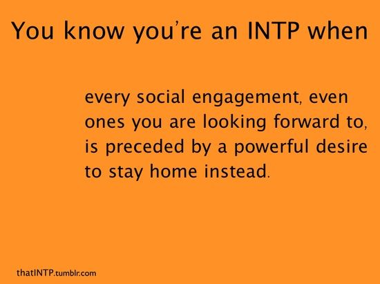 Myers-Briggs Personality Types
