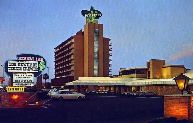 bob newhart desert diamond casino