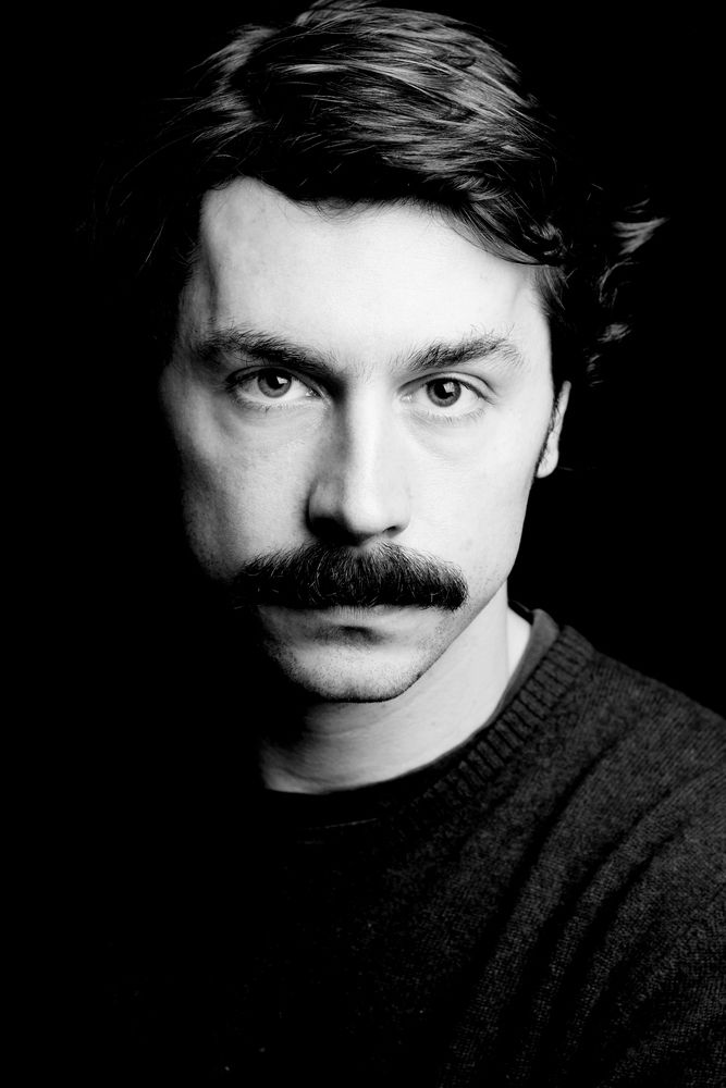 OH GOD I ADORE YOUR MOUSTACHE.... Mike Wozniak, comedian