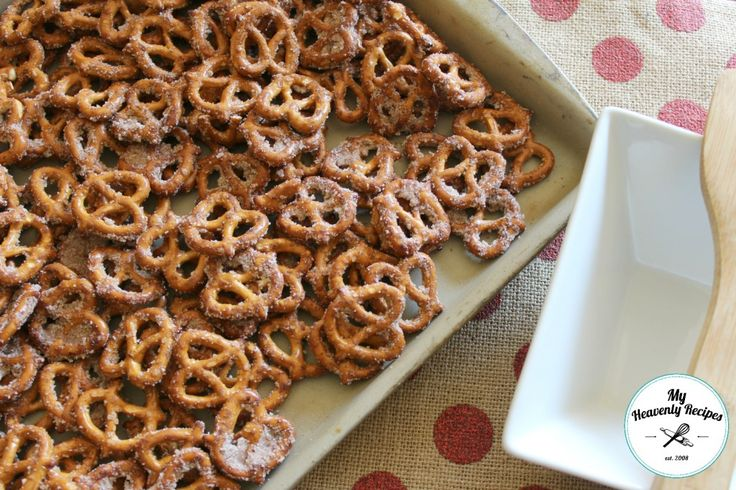 cinnamon-sugar-pretzels