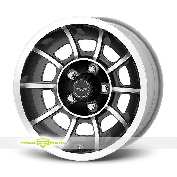 American Racing VN47 Vector Gun Metal Wheels For Sale & American Racing VN47 Vector Rims And Tires