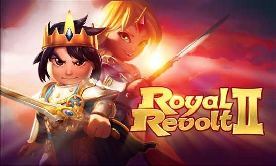 Download Royal Revolt II for your windows phone 8