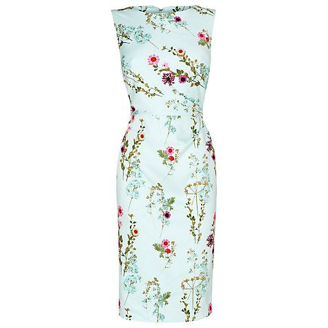 Buy Phase Eight Hermosa Dress, Multi Online at johnlewis.com