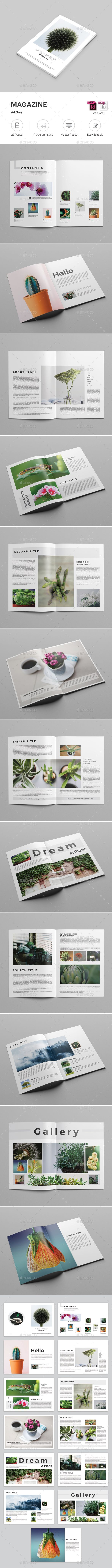 Magazine - Magazines Print Templates Download here : https://graphicriver.net/item/magazine/18599072?s_rank=70&ref=Al-fatih